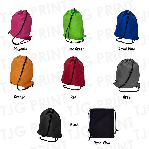 BP36 Drawstring Bag