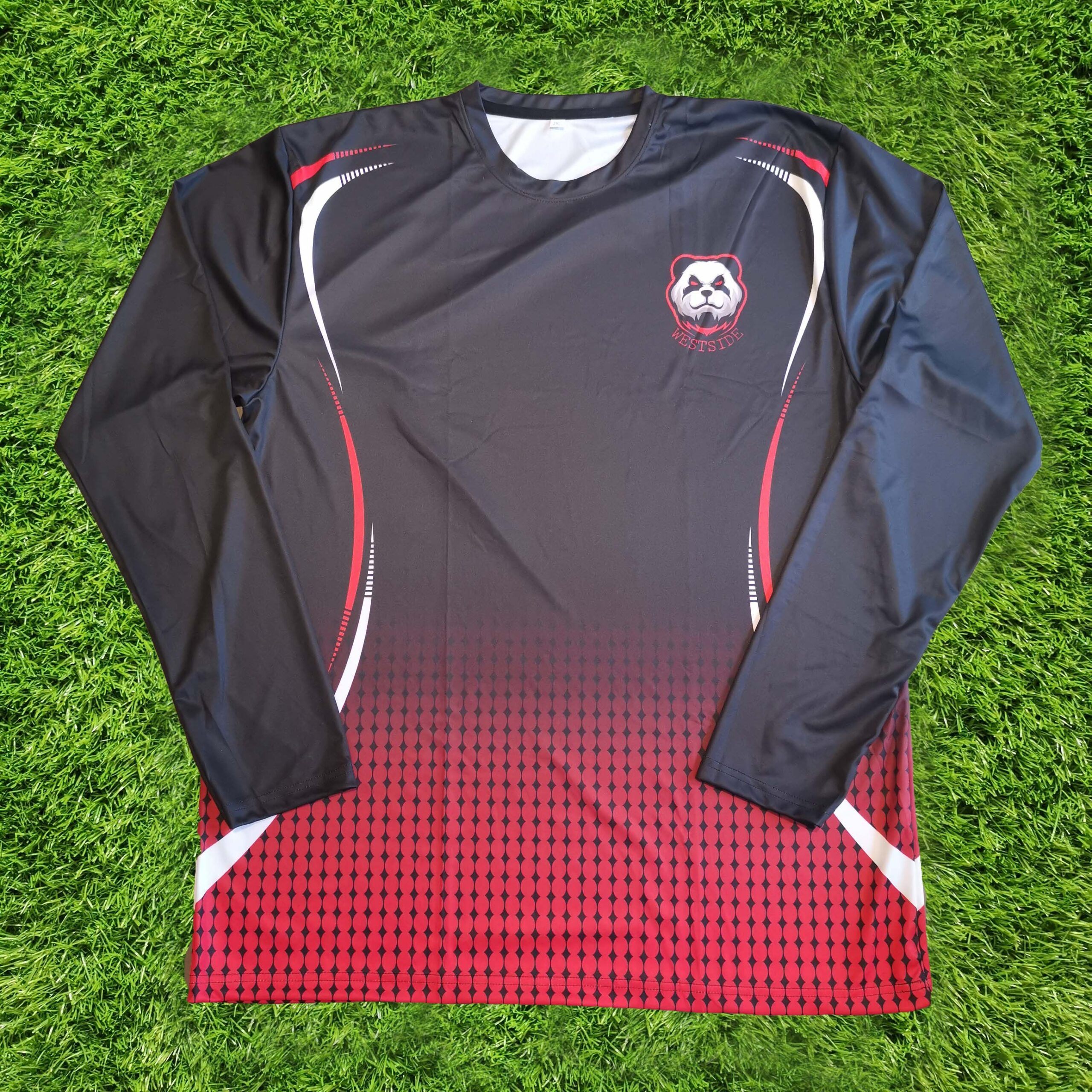 Sublimation Printing in Long Sleeve